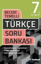 7.Sınıf Beceri Temelli Türkçe Soru Bankası