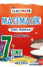 7.Sınıf Classmate Matematik Soru Bankası