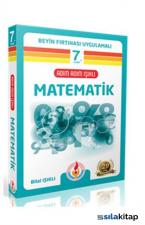 Bilal Işıklı Yayınları Adım Adım Işıklı 7. Sınıf Matematik Kitabı