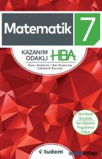 7.Sınıf Matematik Kazanım Odaklı Soru Bankası HBA