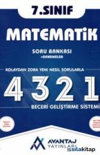 7.Sınıf Matematik Soru Bankası + Denemeler