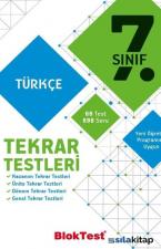 7.Sınıf Türkçe Tekrar Testleri
