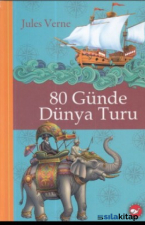 80 Günde Dünya Turu - Ciltli
