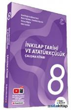 8. Sınıf T.C. İnkılap Tarihi ve Atatürkçülük Çalışma Kitabı