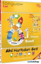 8.Sınıf 1.Dönem Akıl Haritaları Seti Tonguç Akademi