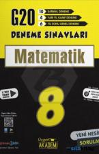 8. Sınıf G20 Matematik 20'Li Deneme Sınavı