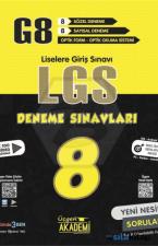 8. Sınıf - G8 Lgs - 8'Li Deneme Sınavları