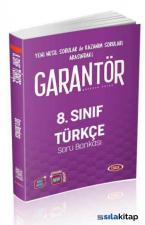 8. Sınıf Garantör Türkçe Soru Kitabı