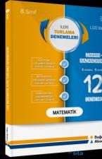 8. Sınıf İleri Turlama Matematik Denemeleri