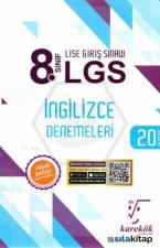 8. Sınıf Lgs İngilizce 20 Deneme