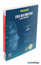8. Sınıf LGS Fen Bilimleri Soru Bankası Derspektif Hibrit Yayınları