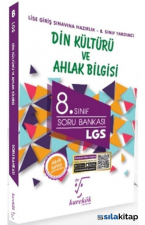8.Sınıf LGS Din Kültürü ve Ahlak Bilgisi Soru Bankası