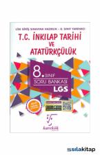 8.Sınıf LGS İnkılap Tarihi ve Atatürkçülük Soru Bankası
