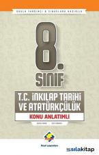 8.Sınıf T.C. İnkılap Tarihi ve Atatürkçülük Konu Anlatımlı