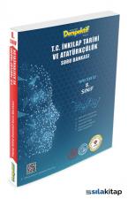 8.Sınıf İnkılap Tarihi Soru Bankası Derspektif Yayınları
