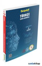 8.Sınıf Türkçe Soru Bankası Derspektif Yayınları