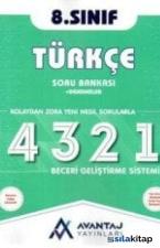 8.Sınıf Türkçe Soru Bankası + Denemeler
