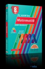 8.Sınıf Üç Adımda Matematik Soru Bankası