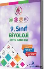 Başarıyorum Yayınları 9. Sınıf 4 Adımda Biyoloji Soru Bankası