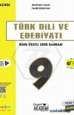 9. Sınıf Türk Di̇li̇ ve Edebi̇yatı - Konu Özetli Soru Bankası - 3 Fasikül
