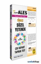 ALES Türkçe Sözel Yetenek Yaprak Test