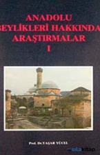 Anadolu Beylikleri Araştırmalar 1