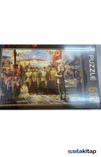 Atatürk İzmir Çıkışı 500 Parça Puzzle