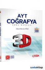 AYT Coğrafya 3D Soru Bankası