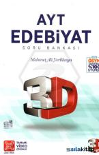 AYT Edebiyat 3D Tamamı Video Çözümlü Soru Bankası