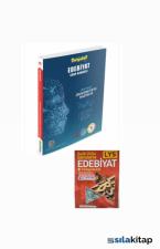 AYT Edebiyat Soru Bankası Derspektif Hibrit Yayınları + Lys Edebiyat Soru Bankası Hediyeli
