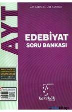 AYT Edebiyat Soru Bankası Karekök Yayınları