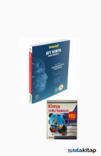 AYT Kimya Soru Bankası Derspektif Hibrit Yayınları + Ygs Kimya Soru Bankası Hediyeli