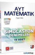 AYT Matematik 10 Adet Simülasyon Denemeleri