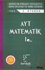 AYT Matematik 1.Kitap YKS 2.Oturum