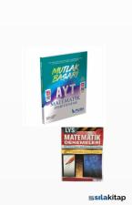 AYT Matematik 20X40 Deneme Mutlak Başarı+ LYs Matematik Denemeleri Hediyeli