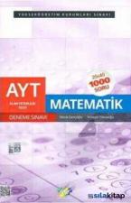 AYT Matematik 25x40 Deneme