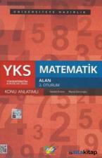 YKS Matematik Konu Anlatımlı 2.Oturum