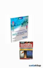 AYT Matematik Soru Bankası + LYS Matematik Denemeleri Hediyeli