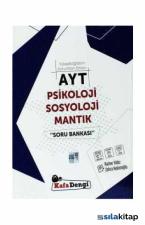 Ayt Psikoloji, Sosyoloji, Mantık Soru Bankası
