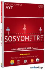 AYT Sosyometre Yeni Nesil 12 Sosyal Bilimler 2 Denemesi