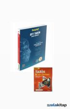 AYT Tarih Soru Bankası Derspektif Yayınları + Ygs Tarih Soru Bankası Hediyeli