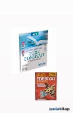 AYT Türk Dili ve Edebiyatı Soru Bankası + LYS Edebiyat Soru Bankası Hediyeli