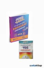 Başarıyorum Yayınları Adım Adım Paragraf Soru Bankası + Ygs Deneme Seti Hediyeli