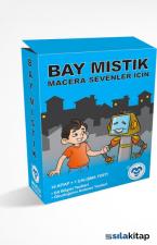 Bay Mıstık Macera Severler İçin 10 Kitap Set