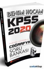 Benim Hocam 2020 KPSS Coğrafya Tamamı Çözümlü Soru Bankası