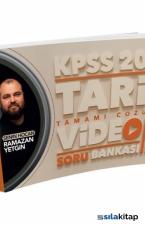 Benim Hocam 2020 KPSS Tarih Tamamı Çözümlü Video Soru Bankası
