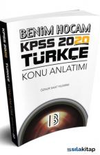 Benim Hocam 2020 KPSS Türkçe Konu Anlatımı