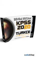 Benim Hocam 2020 KPSS Türkçe Video Ders Notları