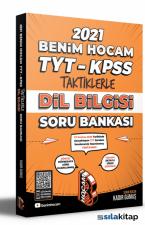 Benim Hocam TYT-AYT-KPSS Taktiklerle Dil Bilgisi Soru Bankası