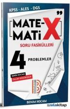 Benim Hocam KPSS ALES DGS TYT Matematix Soru Fasikülleri 4